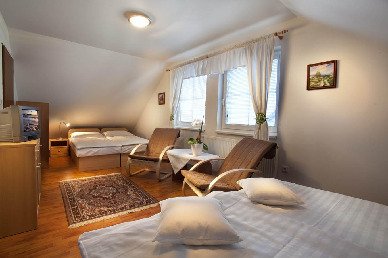 Ubytování u Bilkovičů